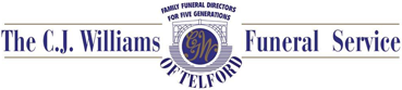 The CJ Williams Funeral Service of Telford